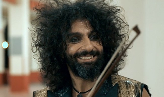 CFF2019: Ara Malikian. A Life Among Strings