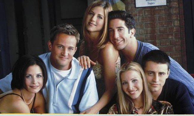 Friends 25th: The One With The Anniversary Pt.1