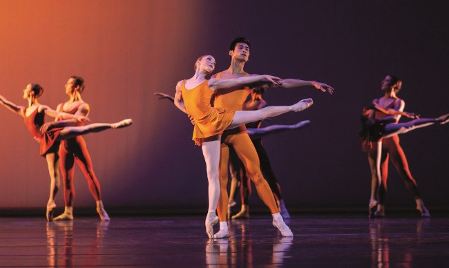 ROH Live: Concerto & Other Ballets