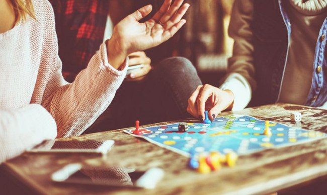 Sip & Play: A Games Night