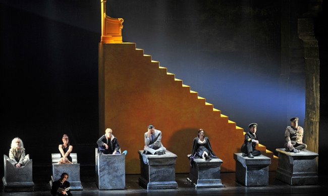 Met Opera Encore: Agrippina