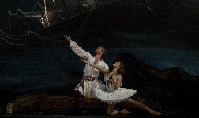 Bolshoi Ballet: Le Corsaire (Recorded 2019)