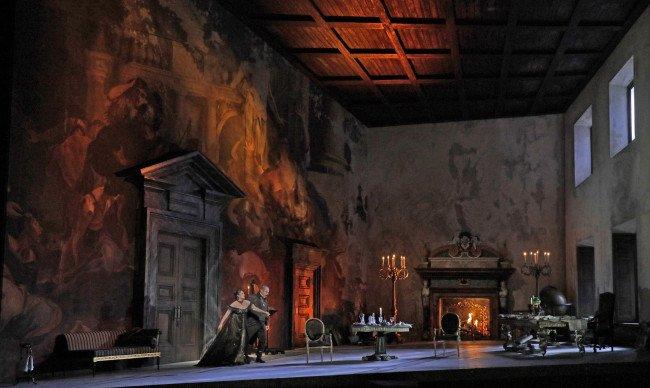 Met Opera Live: Tosca (2020)