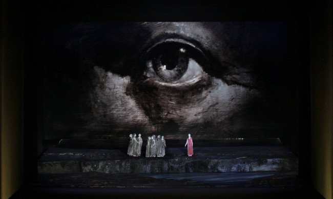 Met Opera Live: Der Fliegende Hollander (2020)