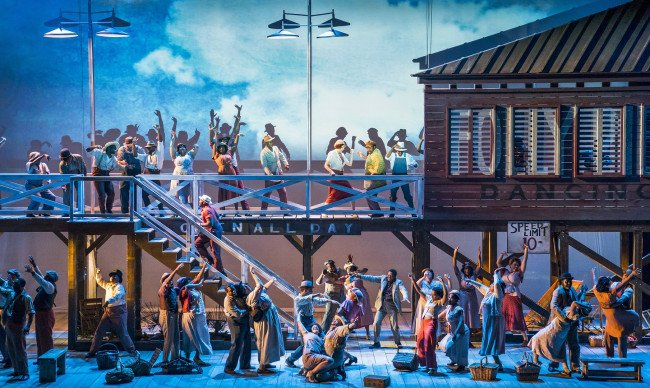 Met Opera Encore: Porgy And Bess
