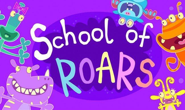 School Of Roars: Sleepover
