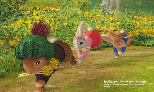 Peter Rabbit™: The Tale of True Friends
