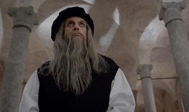 Being Leonardo da Vinci: An Impossible Interview