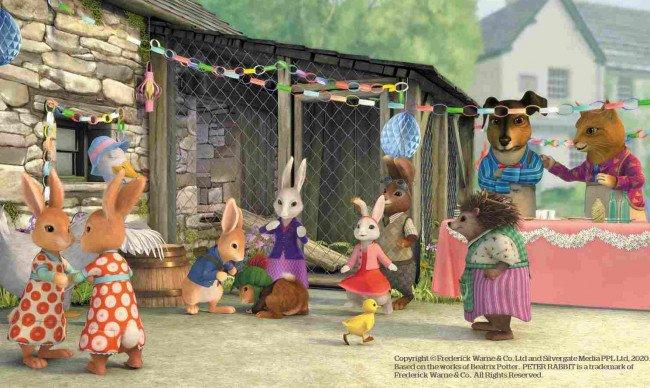 TODDLER TIME - Peter Rabbit™: Start Of Spring