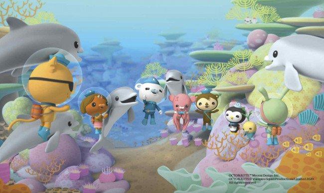 Octonauts: World Oceans' Day
