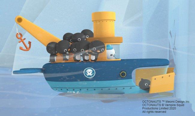 Octonauts: Antarctic Adventures