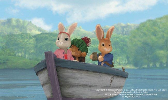 TODDLER TIME: Peter Rabbit™: Cotton-tail's Cake