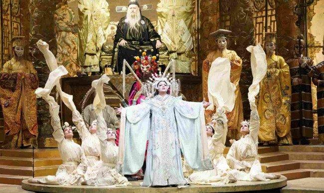 Met Opera Encore: Turandot (2022)