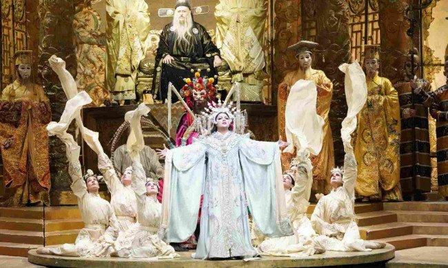 Met Opera Live: Turandot (2022)