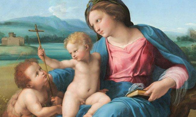 EOS: Raphael Revealed