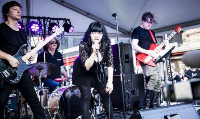 Doc'n Roll: Lydia Lunch: The War is Never Over