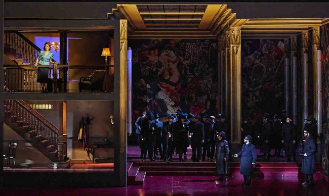 Met Opera Live: Rigoletto (2022)