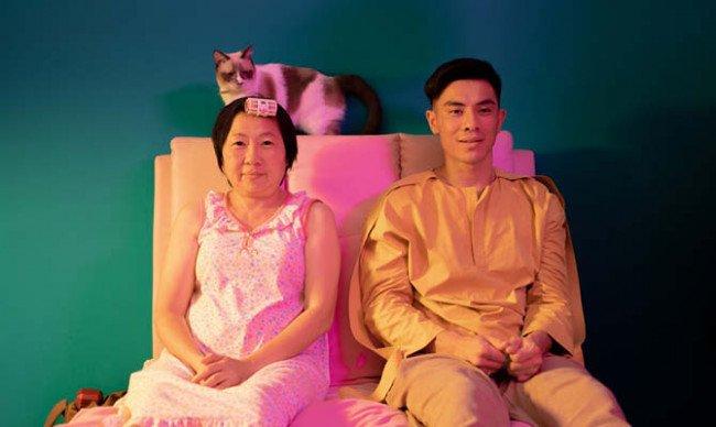 Sci-Fi-London: Tiong Bahru Social Club