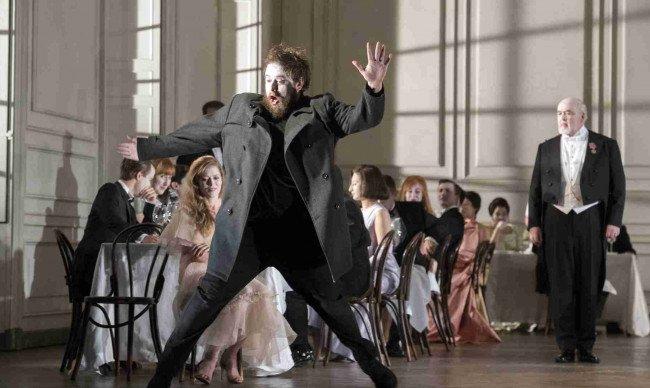 Met Opera Live: Hamlet (2022)