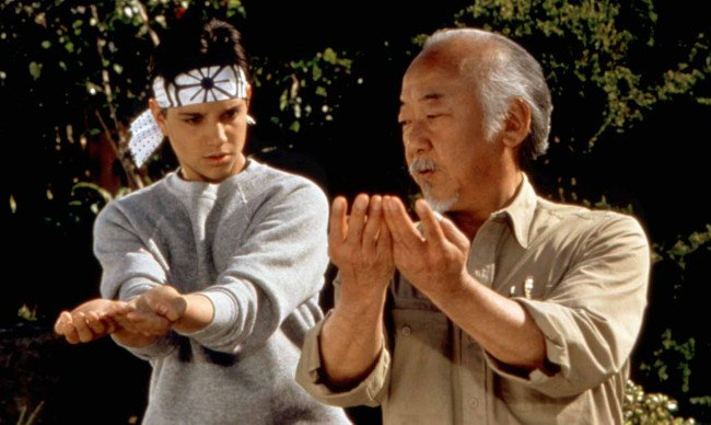 The Karate Kid (1984) Re-Release