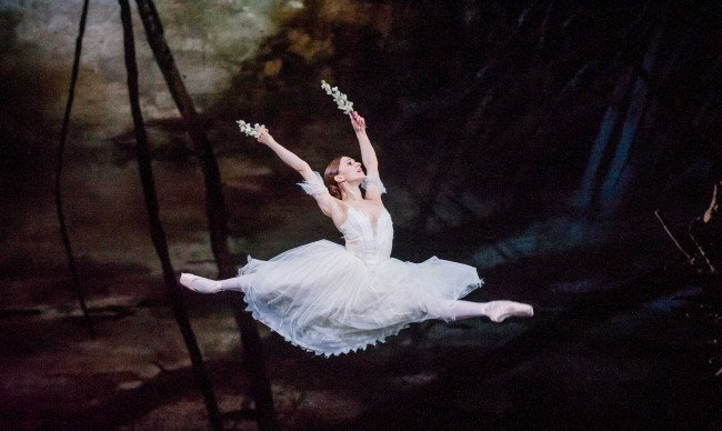 ROH LIVE: Giselle (Recorded)