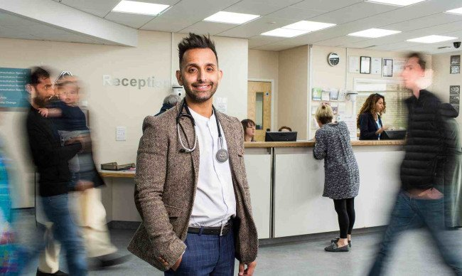 Under Pressure: Stories from the NHS Frontline