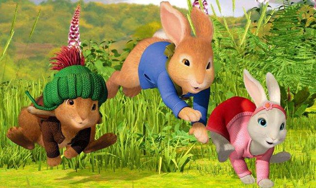 Peter Rabbit: Down Hill Escape