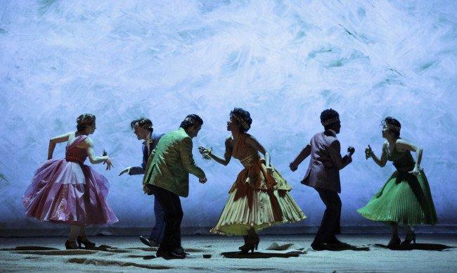 Met Opera Live: Eurydice (2021)