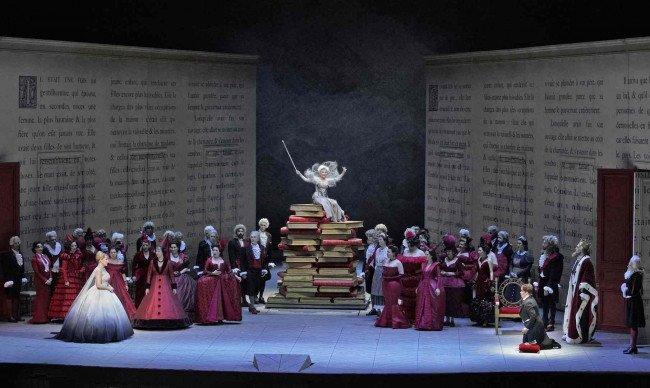 Met Opera Live: Cinderella (2022)