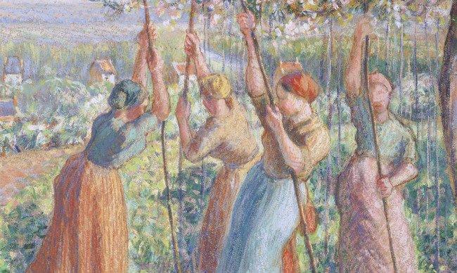 EOS: Pissaro - The Father of Impressionism