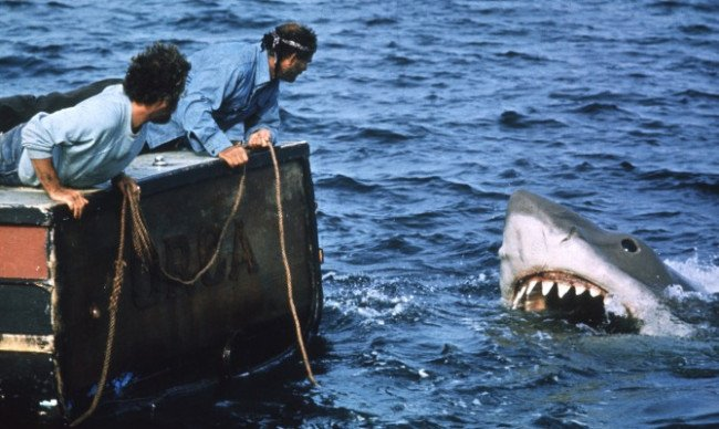 Jaws + Q&A with Ian Shaw