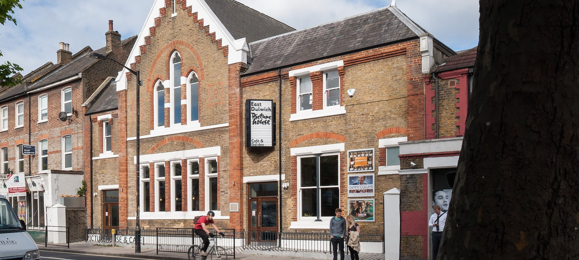 Welcome To<br>East Dulwich Picturehouse and Café