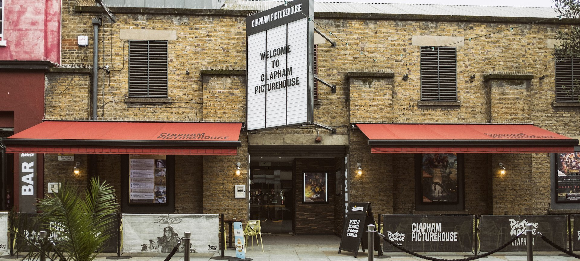 Welcome to <br>Clapham Picturehouse