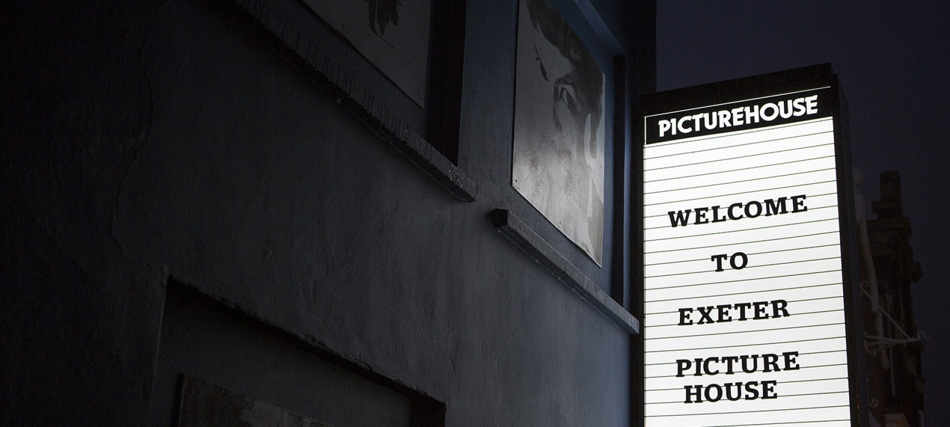 Welcome to<br>Exeter Picturehouse