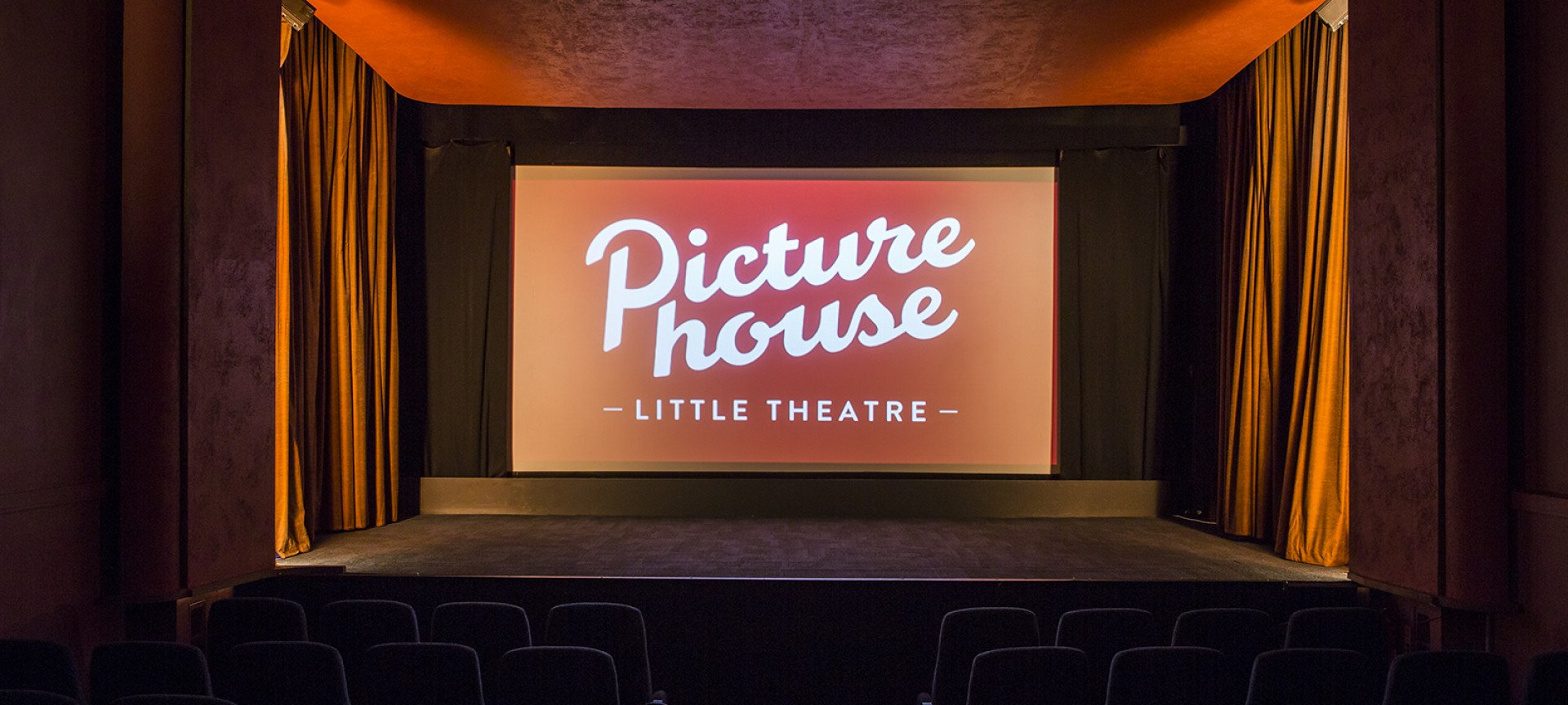 Welcome to  <br>The Little Theatre  Cinema