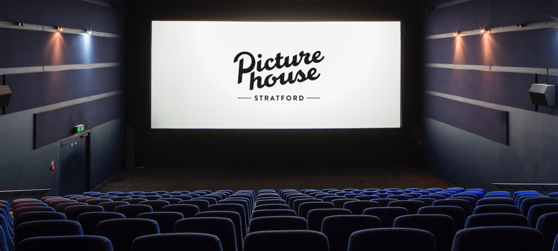 Welcome To<br>Stratford Picturehouse, London