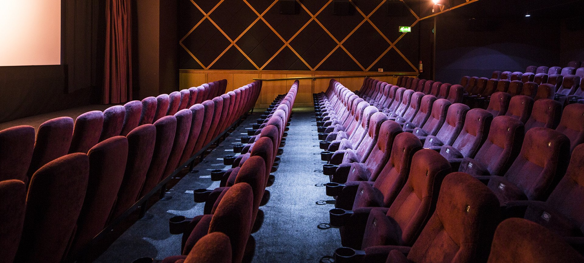 Venue and event hire<br>at Cinema City, Norwich