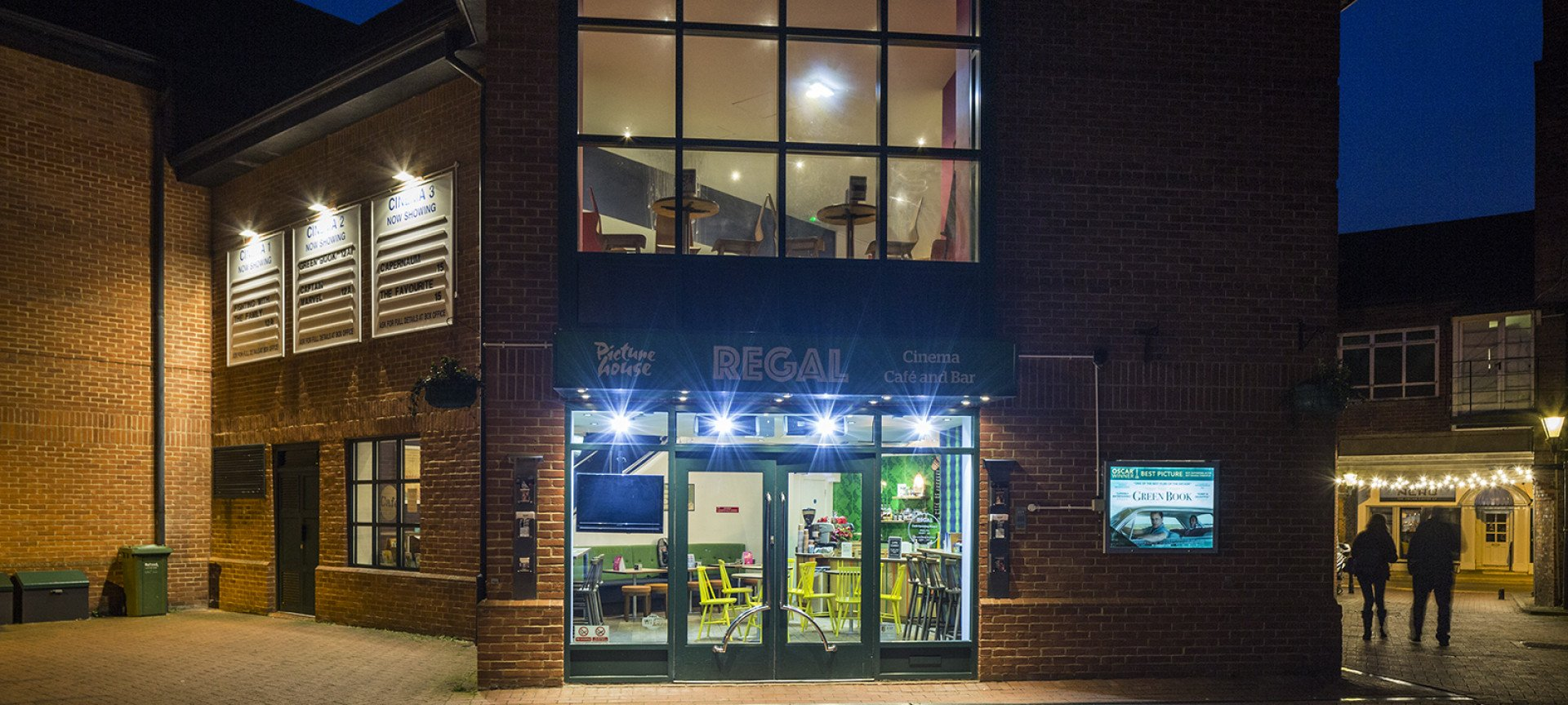 Welcome To <br>Regal, Henley-On-Thames
