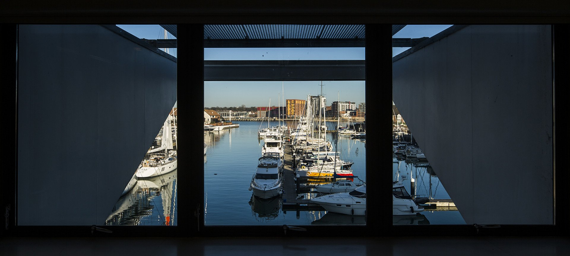 Venue and event hire<br>at Harbour Lights, Southampton