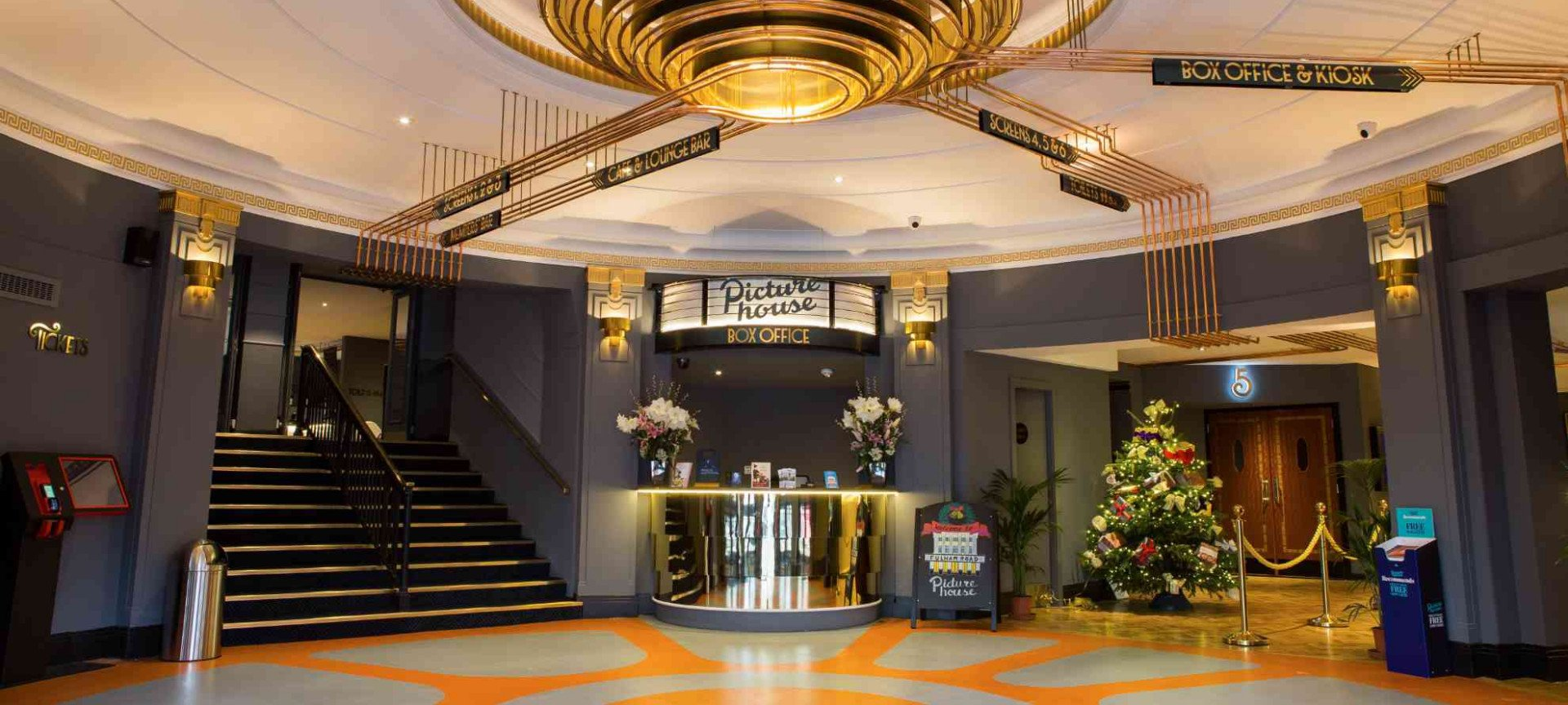 Welcome To<br>Fulham Road Picturehouse